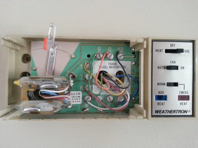 wiring diagram for weathertron thermostat wiring trane baysens019b thermostat wiring diagram jodebal com on wiring diagram for weathertron thermostat