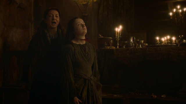 Red Wedding Hostage
