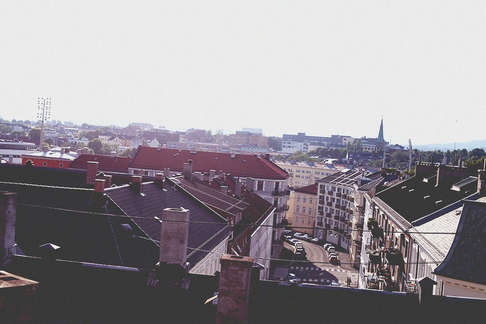 Balkong = nydelig utsikt