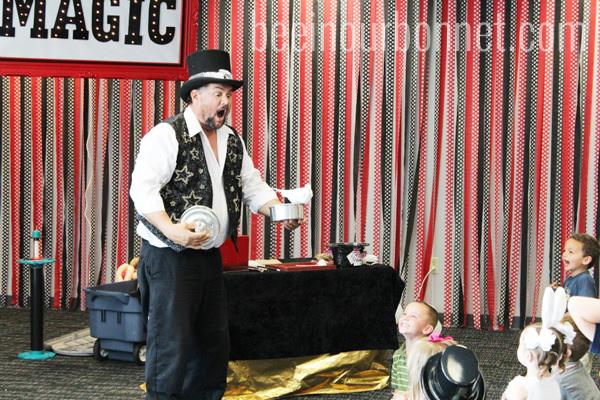 magician copy
