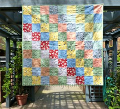 Baby Quilt for Ms Cindy