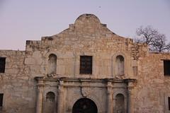 Alamo Mission - San Antonio, Tx