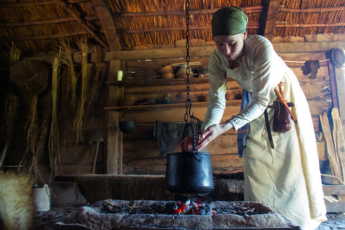early medieval soup