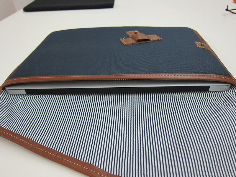 PKG Slim Sleeve for MacBook Air 13 Inch - With MacBook Air