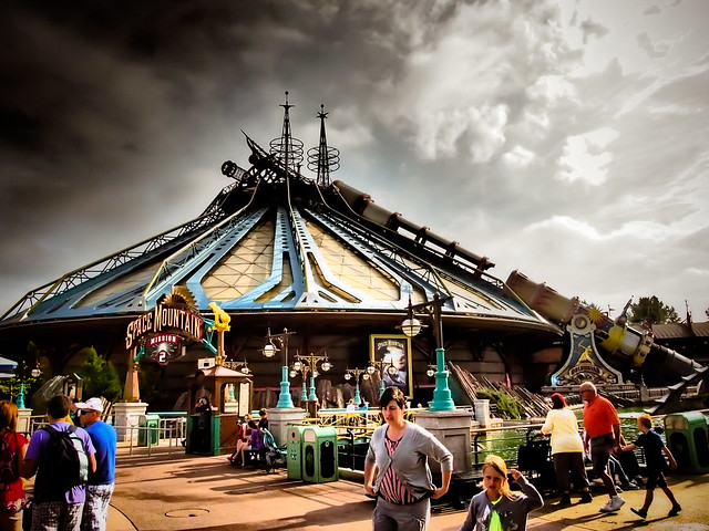 space mountain mission 1 - photo #49
