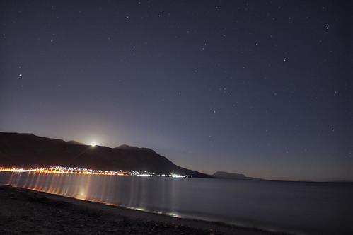 blue sea sky moon mountain beach reflections stars pentax horizon greece moonrise hdr paleros tonemapping sigma1020mmf456exdc potamaki Astrometrydotnet:status=solved kostasharilogis pentaxk5 Astrometrydotnet:id=supernova666