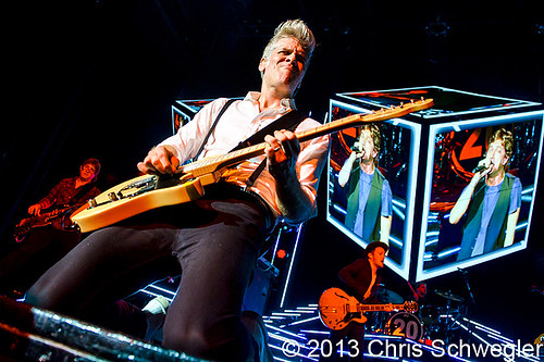 Matchbox Twenty - 07-06-13 - DTE Energy Music Theatre, Clarkston, MI