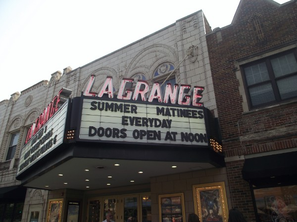 la grange movie theatre