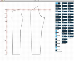 Open Fit Lab: Rachel's pattern