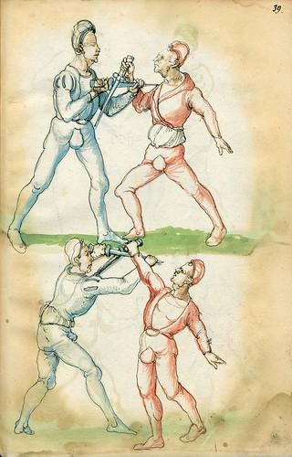 011-Fechtbuch-1520-Staatsbibliothek zu Berlin