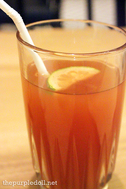 Bottomless Iced Tea (P98)