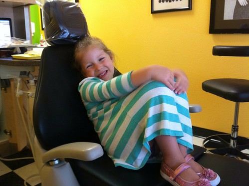 Chey at the Dentist Office