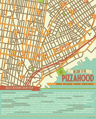 Fishtown Pizza Map