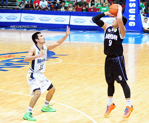UAAP Season 76:NU Bulldogs vs. Adamson Falcons, July 20