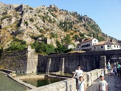 Катор. красивый город- крепость