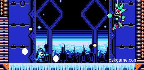 Megaman unlimited home