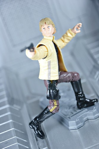 "Luke Skywalker (Yavin Ceremony): Star Wars The Black Series 3.75"" Wave 1"
