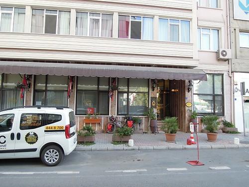 サムスンのホテル