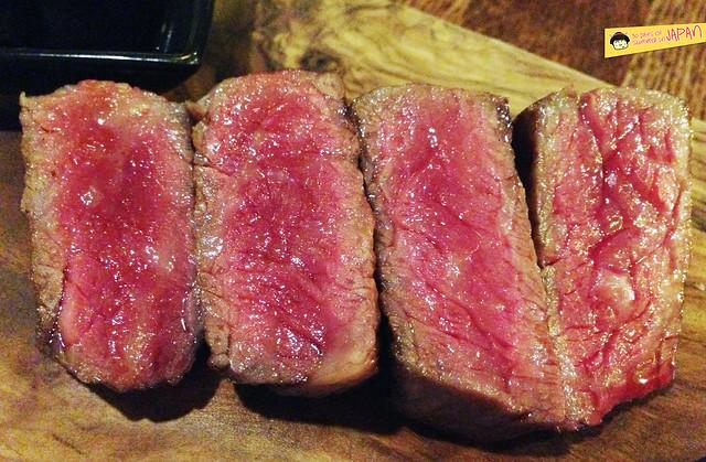 kitchen tachikichi - Akahgi beef from Yamagata - Ribeye - Aged more than 80 days