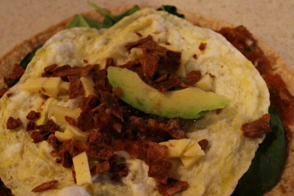Southwest Egg Breakfast
