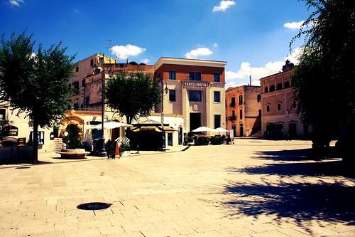 Matera - Centro Storico