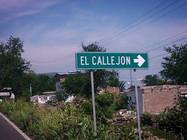 el callej n de la calera en michoac n de los primeros On hernandez motores la calera