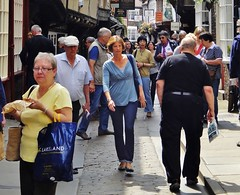 York City Centre - June 2013 - Candid - Beauty Emerging from The Shambles