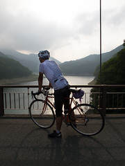 East River Cycling in Nikko 08/17/2013