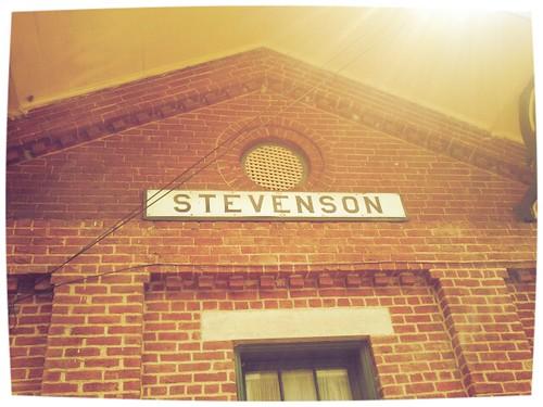 stevenson, al