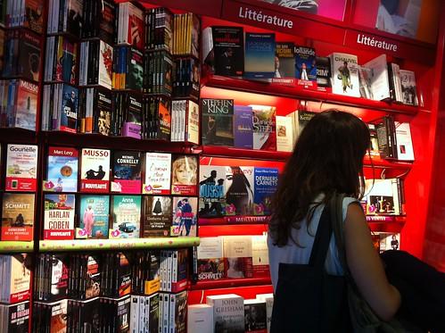Librairie Privat (gare)