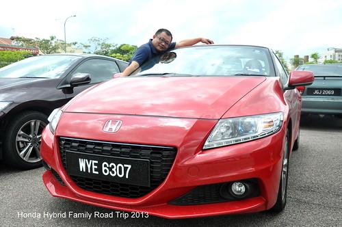 Honda Hybrid Family Road Trip 8