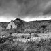 Ice House and Old Boat, Keiss Harbour, Caithness, Scotland
