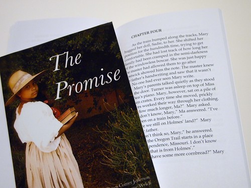 The Promise - Cover and interior