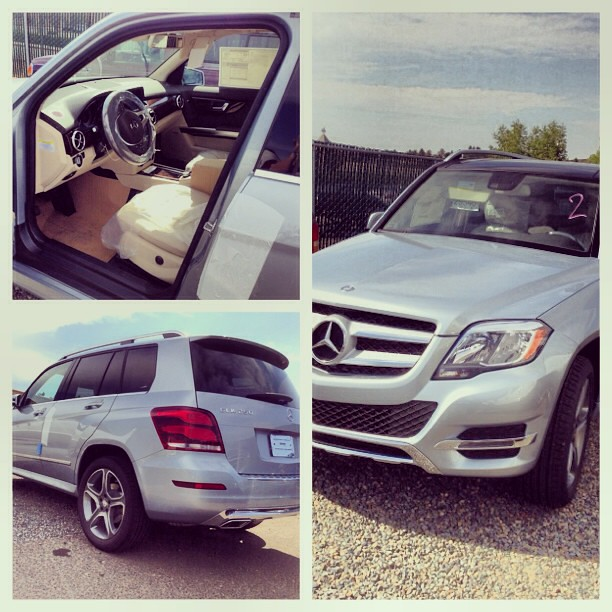 #PicFrame #MercedesBenz #diesel #GLK #newcar
