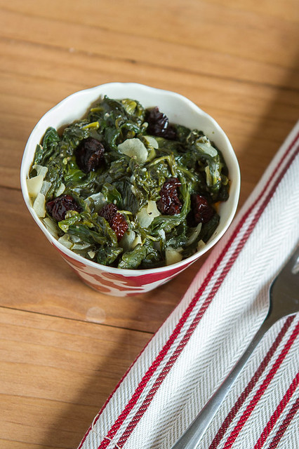 Sweet and Savory Greens