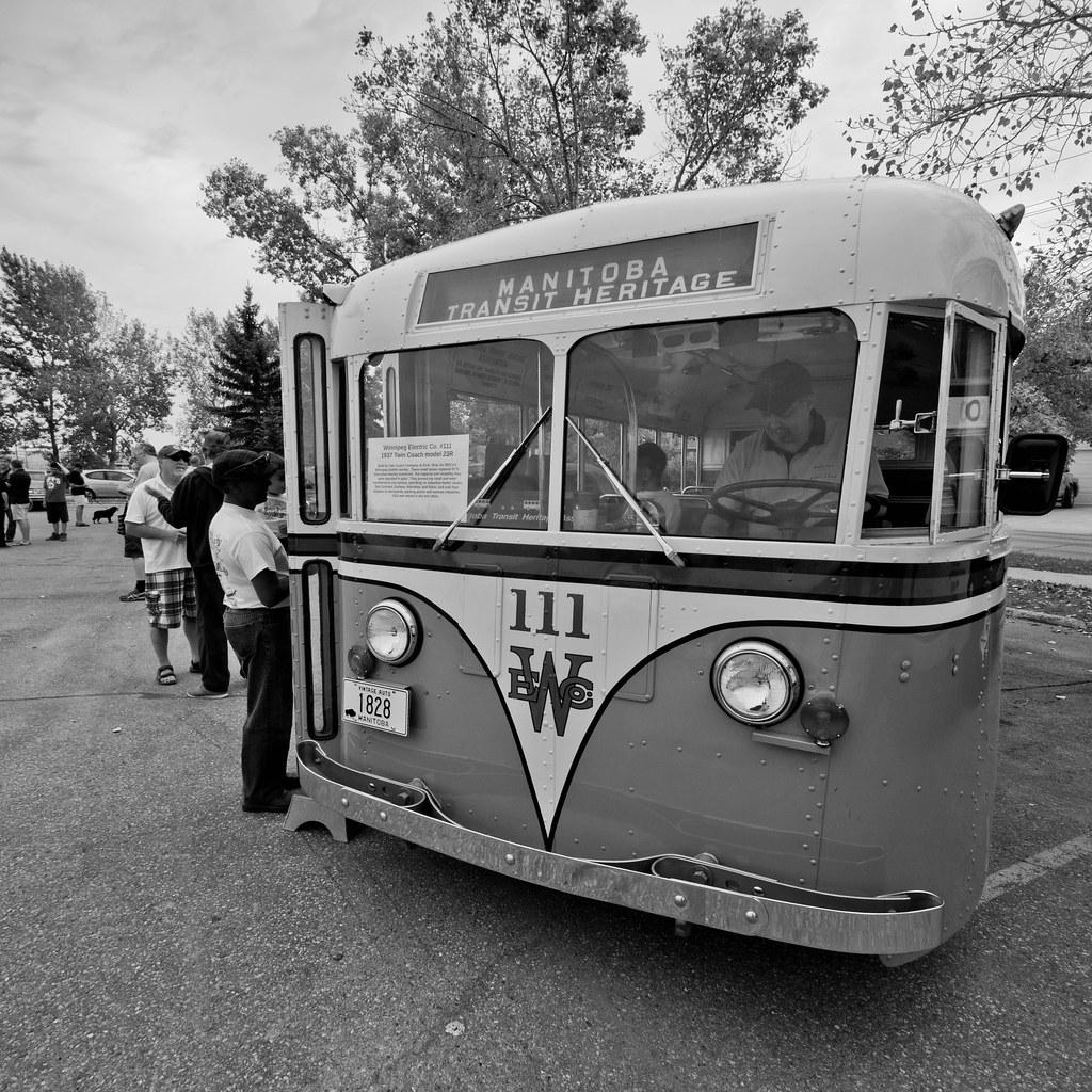 Manitoba Transit Heritage