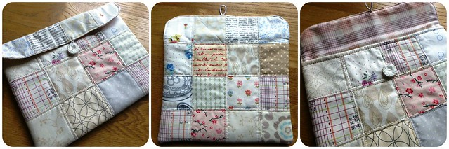 Mini Ipad cover - class sample