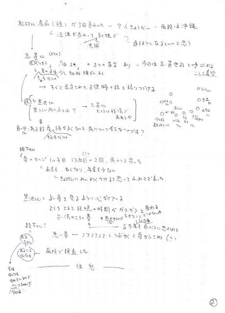 釜芸表現第2回No220130928