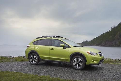 Subaru XV Crosstrek Hybrid обзавелся ценником