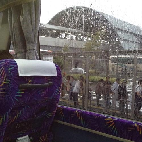 あいにくの雨模様 by haruhiko_iyota
