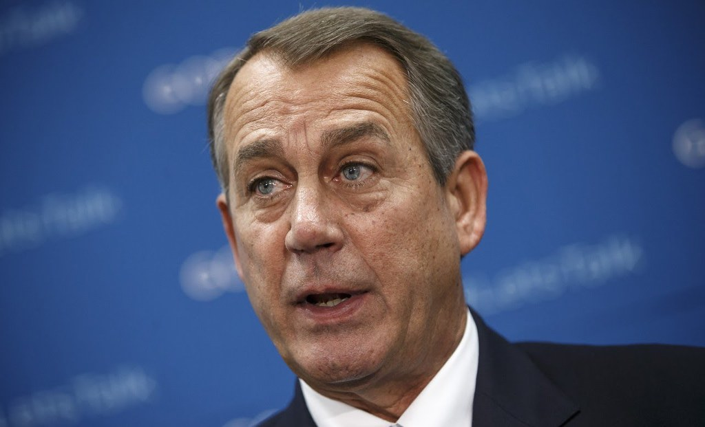 John Boehner Lied About Government Shutdown And Obamacare