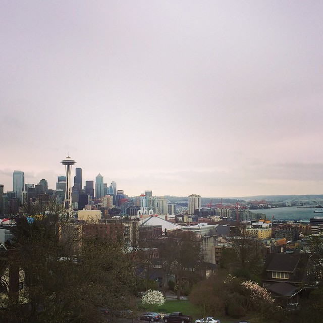 Spring Break in Seattle: The Food