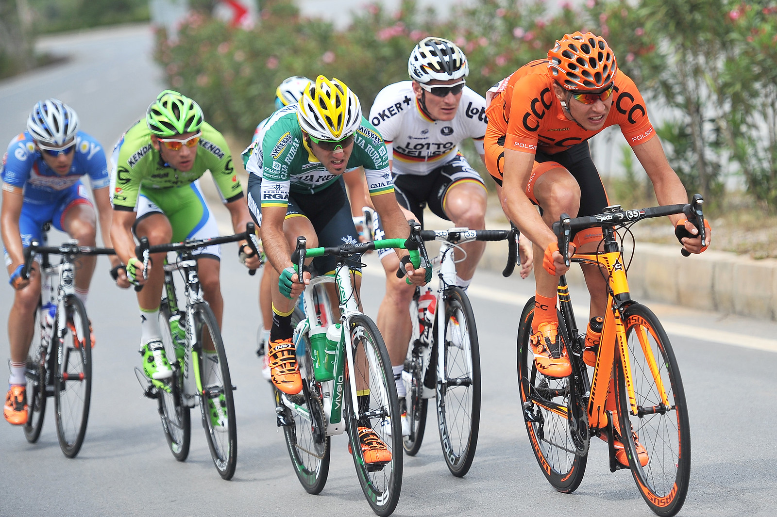 Cycling - Tour of Turkey - Stage 6 - 02.05.2014