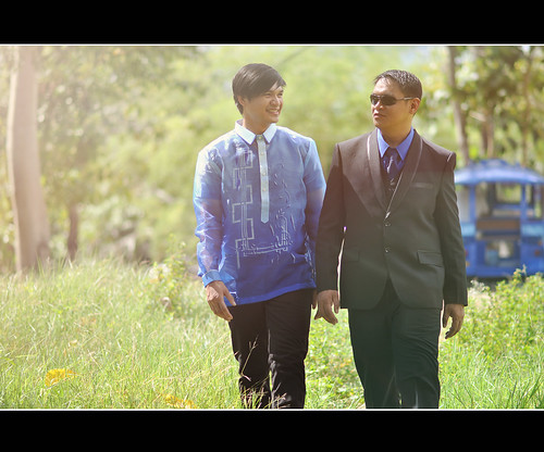 Alsonado + Darunday Wedding