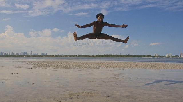 naturist 0005 Key Biscayne, Miami, Florida, USA