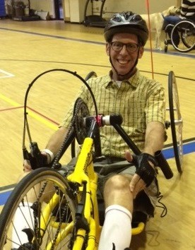 BACK IN THE SADDLE:  Bike ride fundraiser to help CoMo man paralyzed in cycling accident