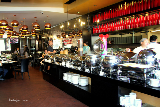 Horizon Hotel Kota Kinabalu Malaysia Buffet Breakfast