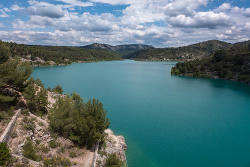 leica sky nature landscape eau lac ciel provence nuage paysage rivage vauvenargues barragedebimont dlux6