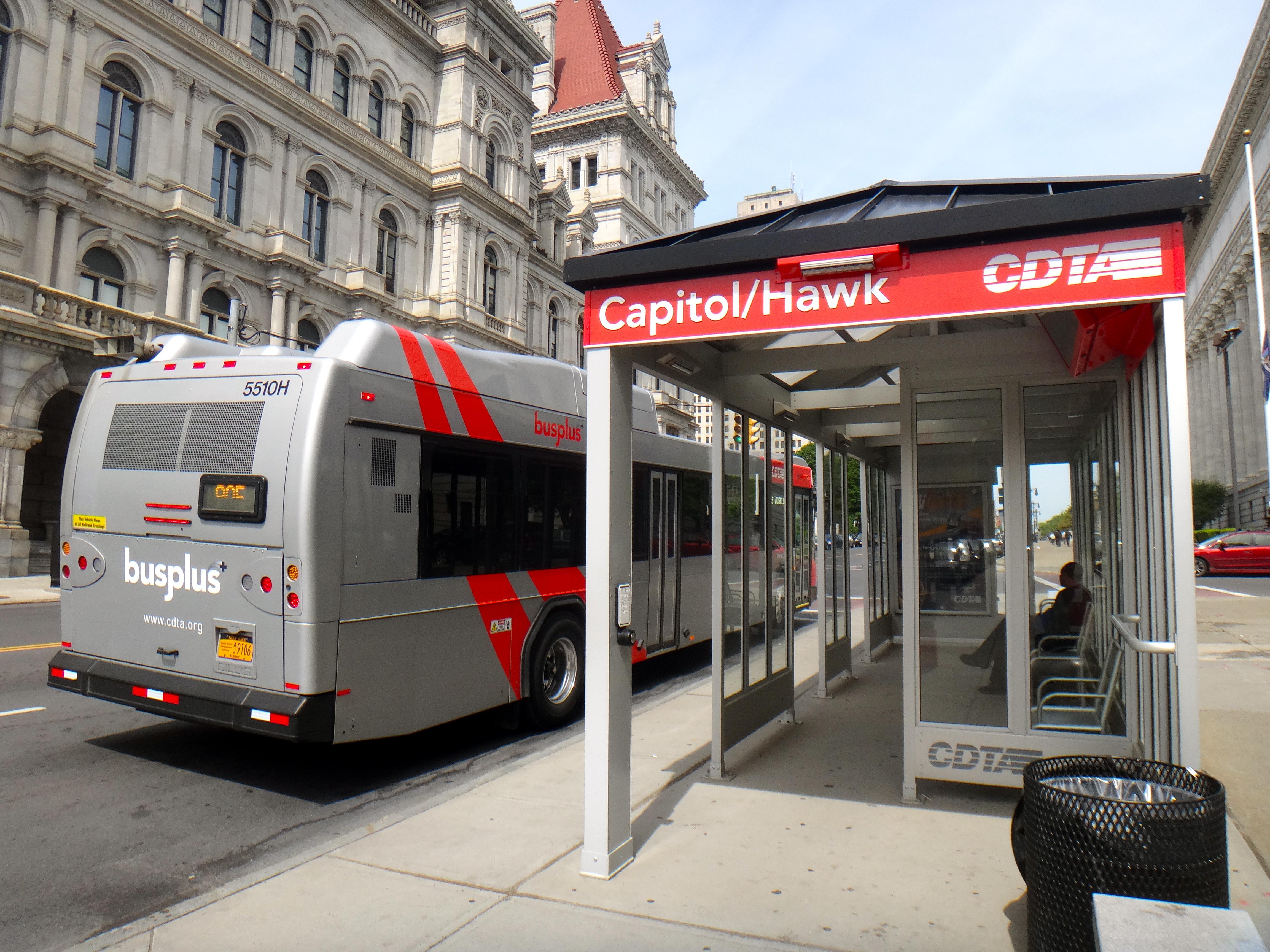 85 bus schedule cdta