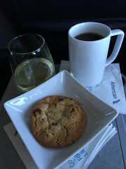 Cookie, Coffee and....wine?